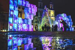 Christmas Lights | Kaunas, Lithuania