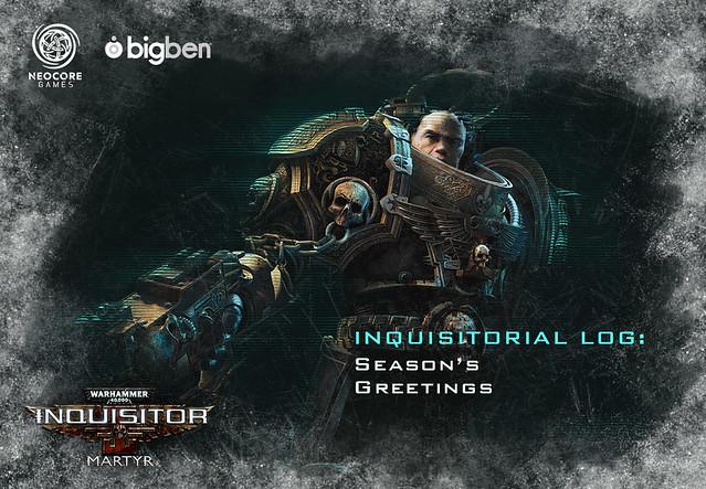 Bigben - Warhammer 40k Inquisitor