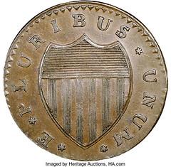 1786 Immunis Columbia copper Maric 3-C reverse