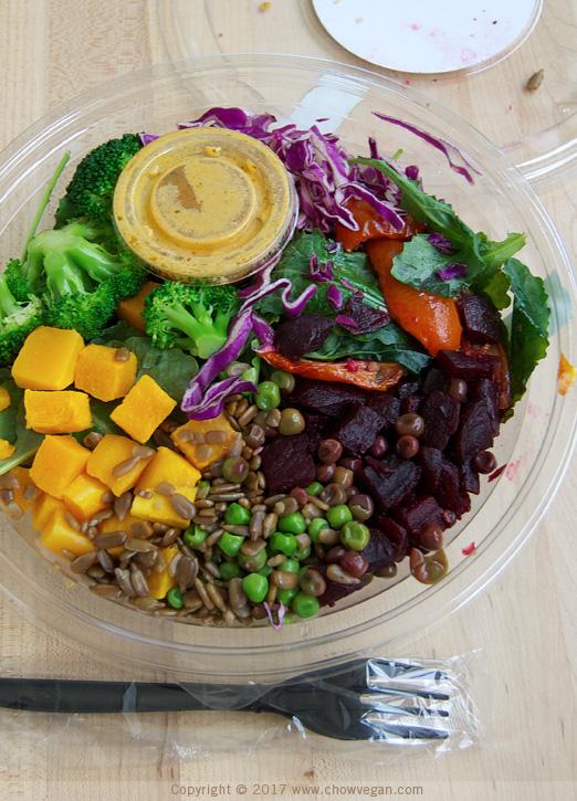 Starbucks Salad | Chow Vegan
