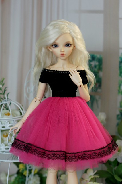 Tutu skirt for Minifee