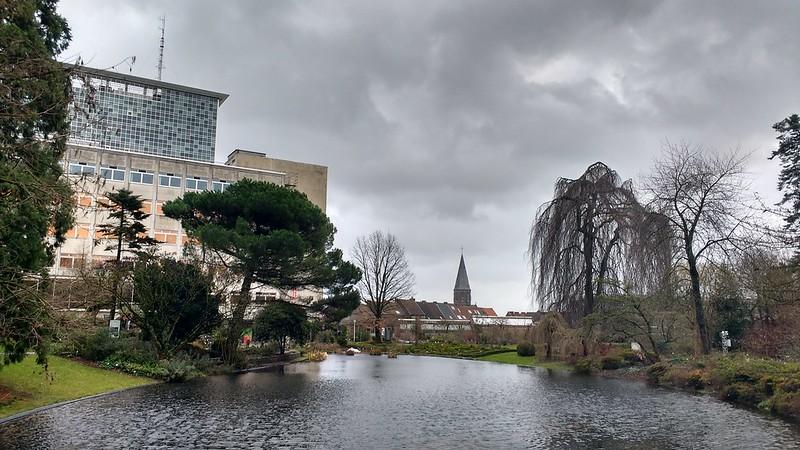 Jardín Botánico el jardín botánico de gante - 25632542608 1f974246aa c - El Jardín botánico de Gante