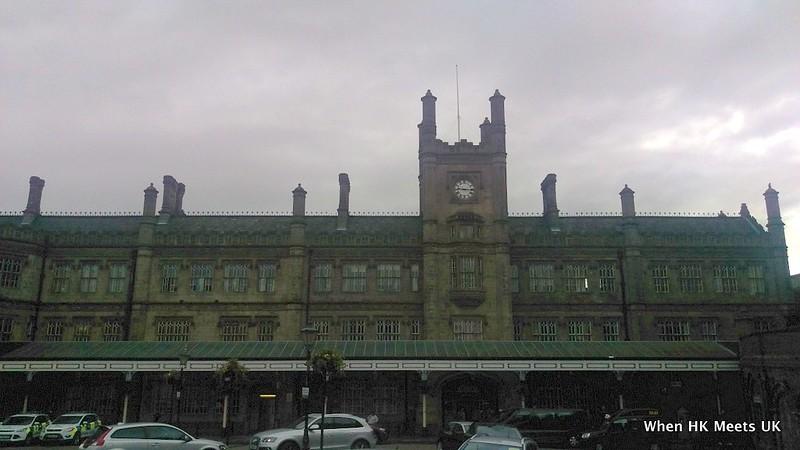 Shrewsbury Station