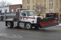 CTA Snow Plow