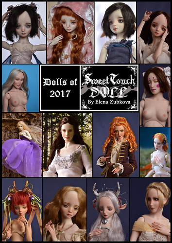 Dolls of 2017 | by SweetTouchDoll