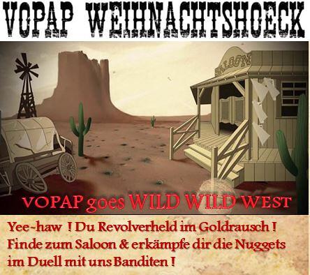 Wild wild West 2017