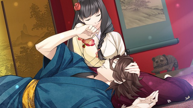The men of Yoshiwara - Gay Enough To Be Yuri