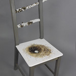 Elaine St. Louis; Item 141 - in SITu: Art Chair Auction