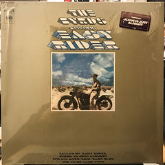 THE BYRDS:BALLAD OF EASY RIDER(JACKET A)