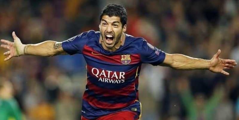 Luis Suarez Mengakui Kalau Barcelona Diuntungkan Oleh Kartu Merah
