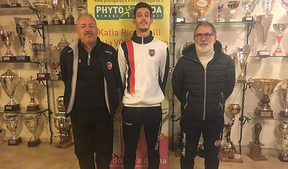 Promozione, nuovo portiere per la Polisportiva Virtus