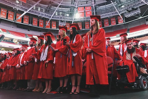 Fall Commencement 2017