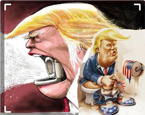 inodoros Trump