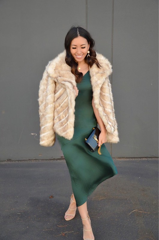holiday,holiday look,holiday glam,thee girl,4theegirl,dresses,fancy dresses,oc fashion blogger,fashion blogger,lovefashionlivelife,joann doan,style blogger,stylist,what i wore,my style,fashion diaries,outfit,faux fur,fur coat,glam,vyn jewelry,jewelry