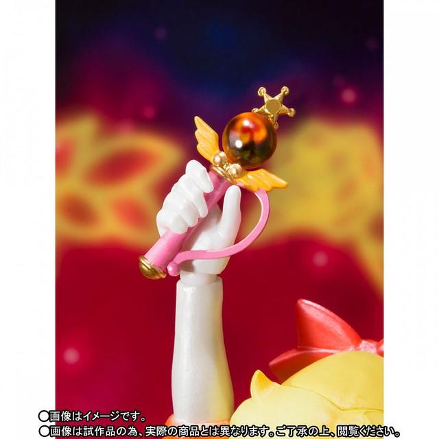 S.H.Figuarts 《劇場版美少女戰士SuperS》愛野美奈子 (超級水手金星)スーパーセーラーヴィーナス