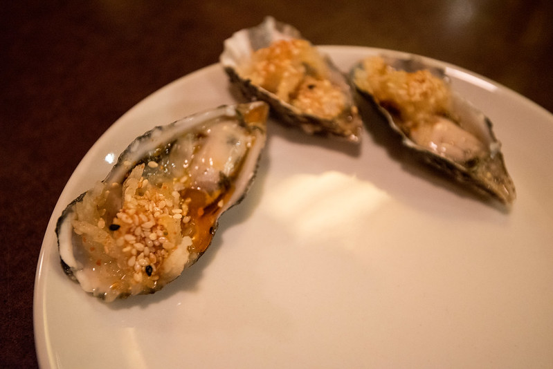 State Bird Provisions- Fillmore District, San Francisco, CA: Hog Island Oysters