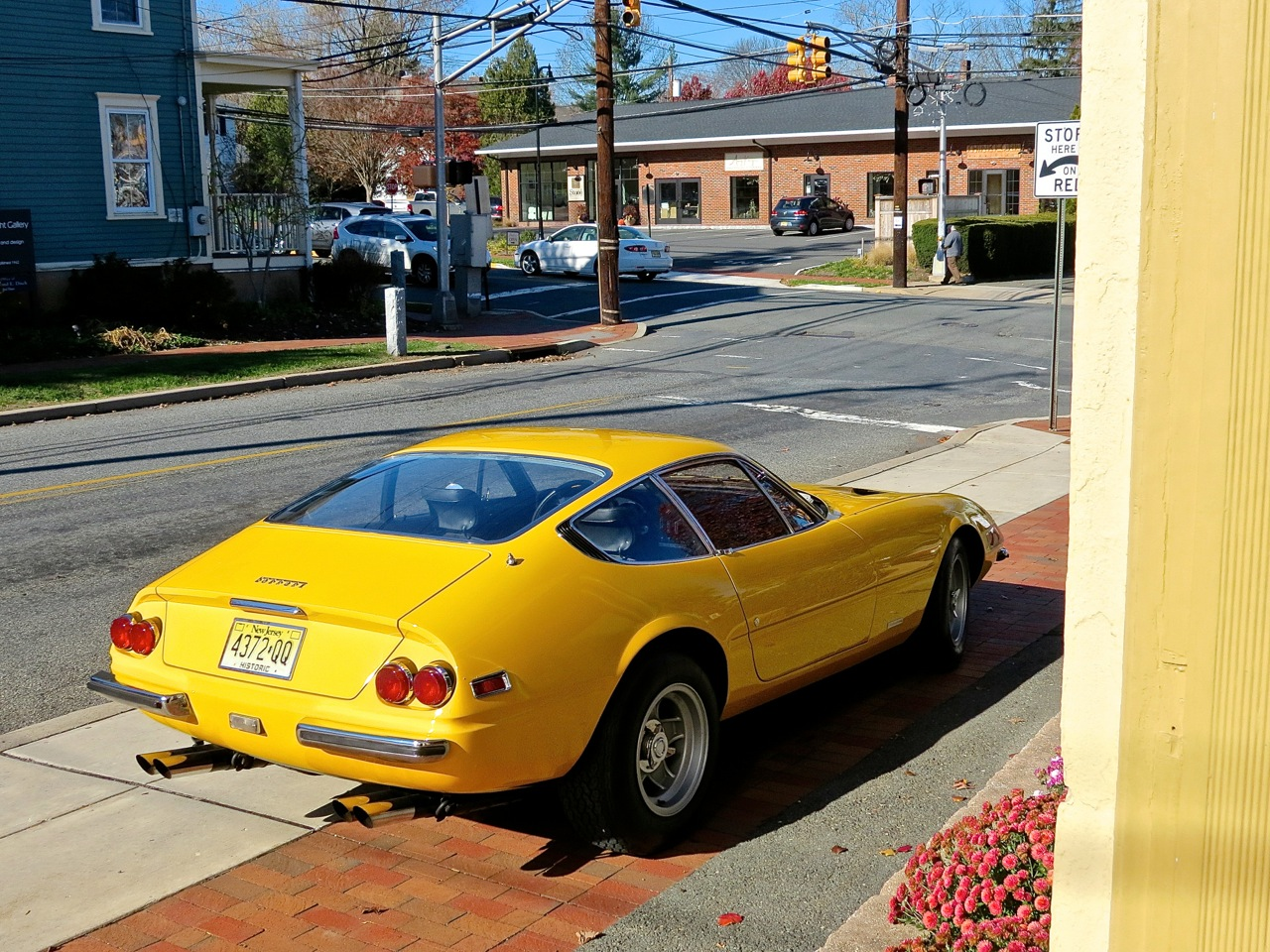 Ferrari 365 GTB-4 Daytona Hopewell NJ 1