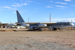 United States Air Force   Boeing B-52F Stratofortress   57-0038   Palmdale