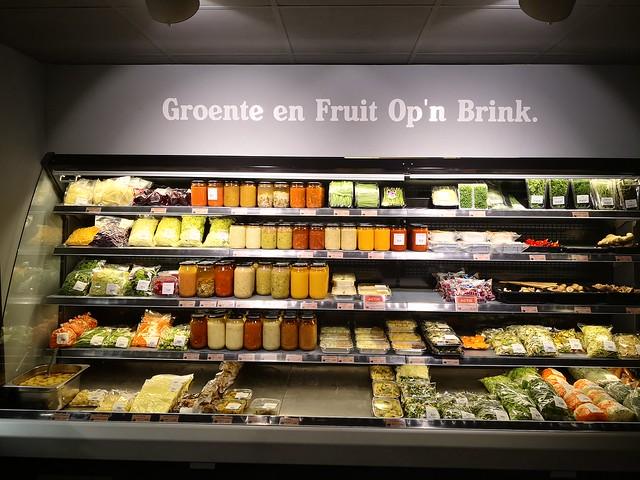 Groente en Fruit Op 'n Brink