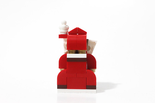 LEGO Seasonal Christmas Build Up (40253) - Day 24