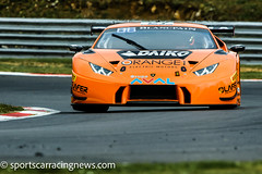 Orange 1 Team Lazarus Lamborghini Huracan GT3 Blancpain Endurance Series Brands Hatch 2017 Sportscar Racing News