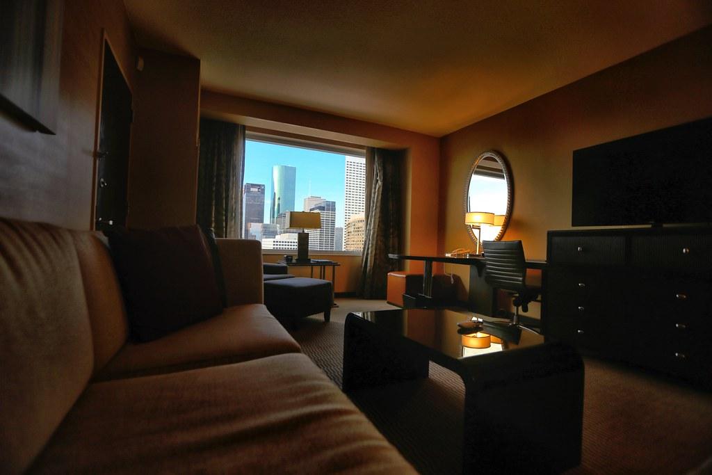 Hilton Americas-Houston Standard Suite 15