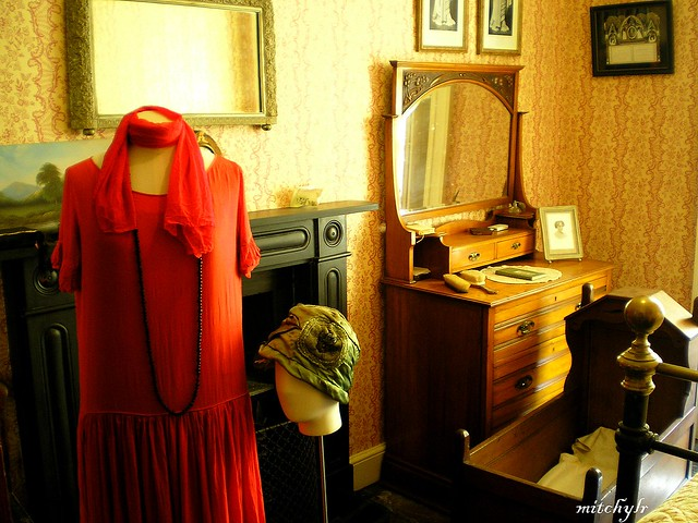 Scolton Manor Bedroom