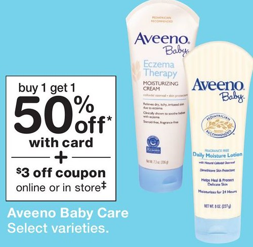 Deal on Aveeno Baby