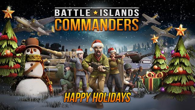 Battle Island Commanders