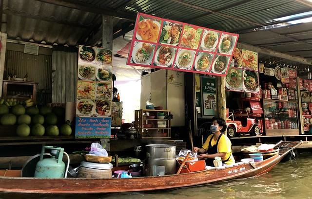 Damnoen Saduak Floating Market 43
