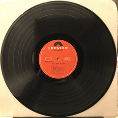 THE JIMI HENDRIX EXPERIENCE:AXIS BOLD AS LOVE(RECORD SIDE-A)
