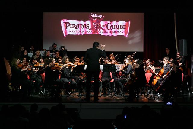 Espectáculo 'Disney Sinfónico' en la Fundación Cajasol