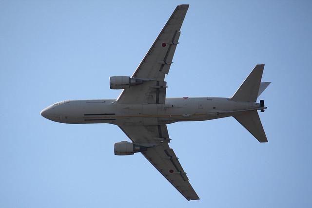 KC-767 87-3601 第1輸送航空隊第404飛行隊 IMG_6778_2