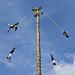 Voladores de Cuetzalan in Puebla por Second-Half Travels