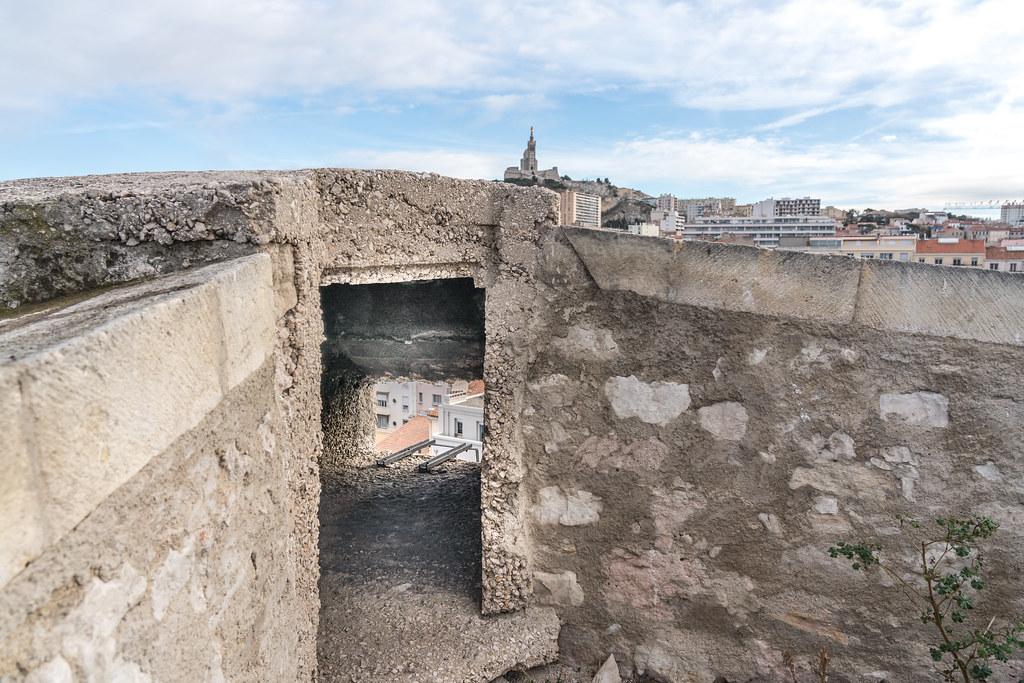 Mar 61a, Fort St Nicolas et souterrain caserne d'Aurelle - Page 3 39456333651_bffe15646e_b