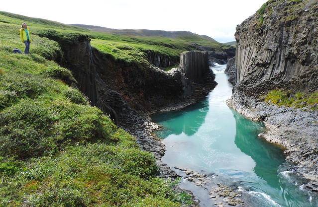Best Day Hikes In Iceland: Stuðlagil, Eastern Iceland