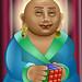 Buddah Rubik