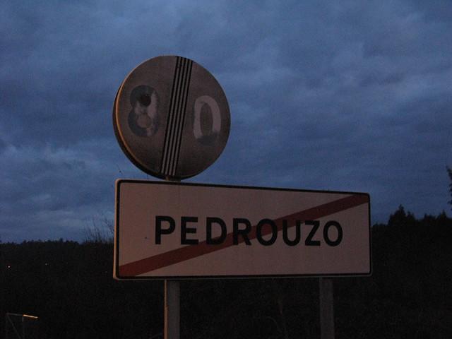 Montag, den 18. Januar: Pedrouzo / Arca do Pino → Mélide