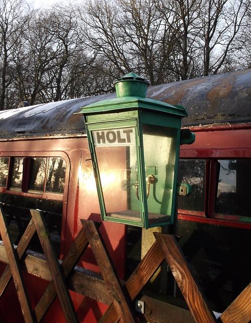 Station Lamp - Holt