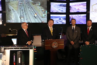 Baltimore Beltway Traffic Relief
