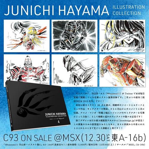 Hayama Junichi Illustration Collection 4