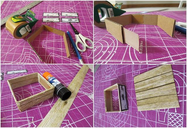 1:6 Birch Bark Table
