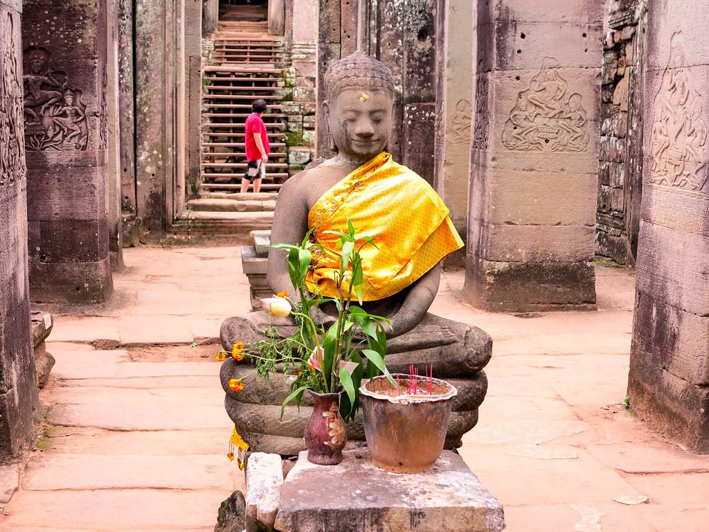 Buda en Siem Reap