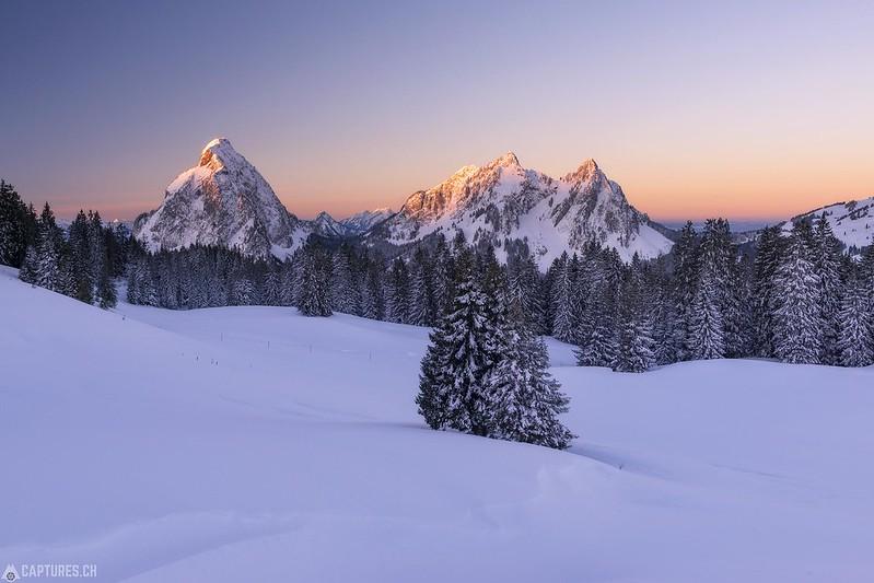 Three peaks - Mythen