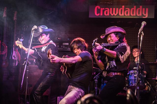鈴木Johnny隆バンド live at Crawdaddy Club, Tokyo, 30 Dec 2017 -00310