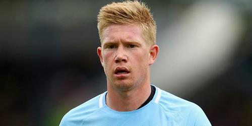 De Bruyne: Man City menargetkan gelar juara, bukan musim tak terkalahkan