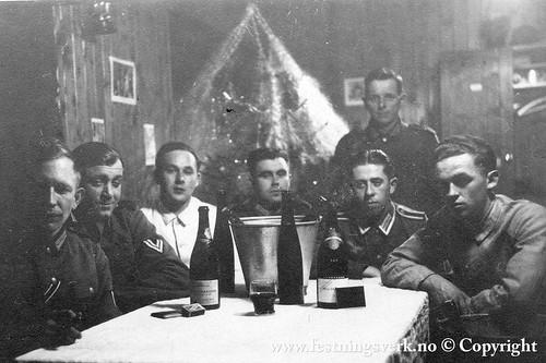 Kragerø julaften 1941 (5457)