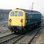 c.1975 - Redbridge, Southampton, Hampshire.