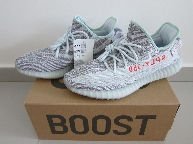 Adidas Yeezy Boost 350 v2 (Blue Tint)