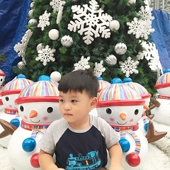Xmas Decor @ Aeon, SA
